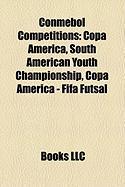 Conmebol Competitions: Copa America