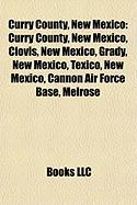 Curry County, New Mexico: Cannon Air Force Base