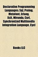 Declarative Programming Languages: SQL