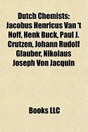 Dutch Chemists: Henk Buck