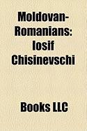 Moldovan-Romanians: Iosif Chiinevschi