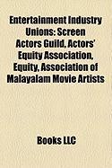 Entertainment Industry Unions: Screen Actors Guild