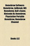 Homebrew Software: Homebrew