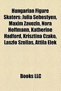 Hungarian Figure Skaters: Julia Sebestyen