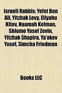 Israeli Rabbis: Yefet Ben Ali