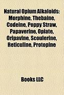 Natural Opium Alkaloids: Morphine