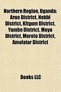 Northern Region, Uganda: Arua District