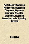 Platte County, Wyoming: Chugwater, Wyoming
