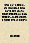 Ricky Martin Albums: MTV Unplugged