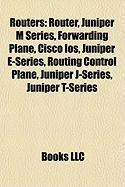 Routers: Juniper M Series
