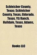 Schleicher County, Texas: Yfz Ranch