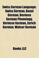 Swiss German Language: Swiss German