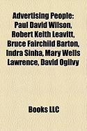 Advertising People: Paul David Wilson