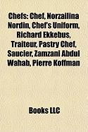 Chefs: Chef, Norzailina Nordin, Chef's Uniform, Richard Ekkebus, Traiteur, Pastry Chef, Saucier, Zamzani Abdul Wahab, Pierre