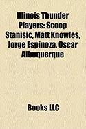 Illinois Thunder Players: Scoop Stanisic, Matt Knowles, Jorge Espinoza, Oscar Albuquerque