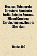 Mexican Telenovela Directors: Humberto Zurita, Antonio Serrano, Miguel Corcega, Sergio Jimenez, Beatriz Sheridan