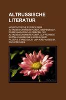 Altrussische Literatur