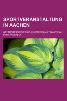 Sportveranstaltung in Aachen
