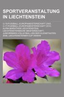 Sportveranstaltung in Liechtenstein