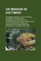 Un-Mission in Osttimor