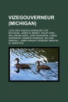 Vizegouverneur (Michigan)