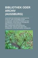Bibliothek Oder Archiv (Augsburg)