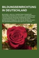 Bildungseinrichtung in Deutschland
