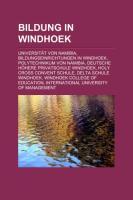 Bildung in Windhoek