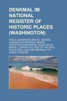 Denkmal Im National Register of Historic Places (Washington)