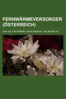 Fernwärmeversorger (Österreich)