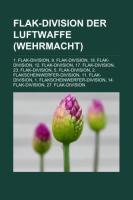 Flak-Division Der Luftwaffe (Wehrmacht)