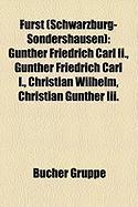 Fürst (Schwarzburg-Sondershausen)