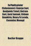 Fußballspieler (Salomonen)