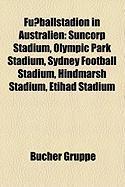 Fußballstadion in Australien