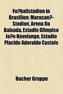 Fußballstadion in Brasilien