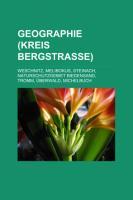 Geographie (Kreis Bergstraße)