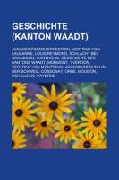 Geschichte (Kanton Waadt)