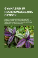 Gymnasium Im Regierungsbezirk Gießen