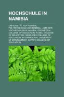 Hochschule in Namibia