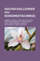 Hochschullehrer (Fh Nordwestschweiz)