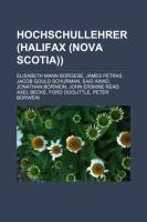 Hochschullehrer (Halifax (Nova Scotia))