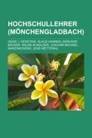 Hochschullehrer (Mönchengladbach)
