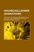 Hochschullehrer (Saskatoon)