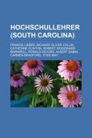 Hochschullehrer (South Carolina)
