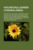 Hochschullehrer (Thessaloniki)