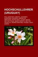 Hochschullehrer (Uruguay)
