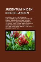 Judentum in Den Niederlanden