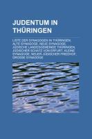 Judentum in Thüringen