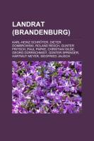 Landrat (Brandenburg)