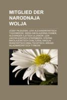 Mitglied Der Narodnaja Wolja
